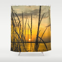 The Return to the Sea Shower Curtain