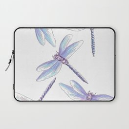 Dragonfly Dance Laptop Sleeve