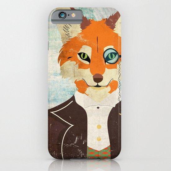 Foxy le dandy iPhone & iPod Case