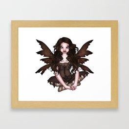 Earth Fairy Framed Art Print