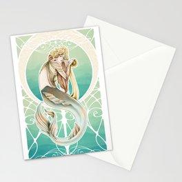 SIRENE :: MERMAIDS Stationery Cards