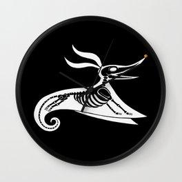 Zero Parody Wall Clock
