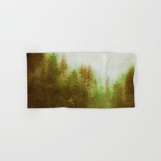 Dreamy Summer Forest Hand & Bath Towel