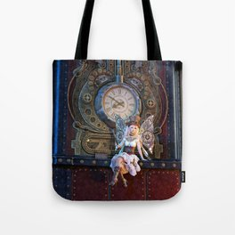 Keeper of Time Tote Bag
