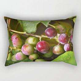 Sweet Grapes Rectangular Pillow