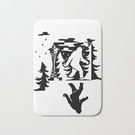 Seattle Sasquatch Bath Mat