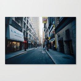 Oscar & Hyde NYC Canvas Print