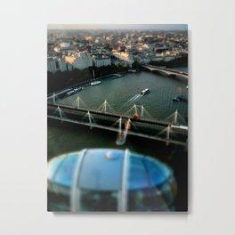 Little London #1 Metal Print