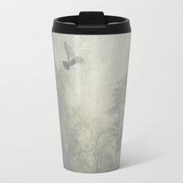 sound of beating wings Travel Mug