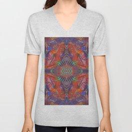 Weaving Colors Unisex V-Neck