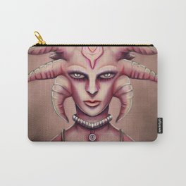 Hoty Grunge Alien Medusa Carry-All Pouch