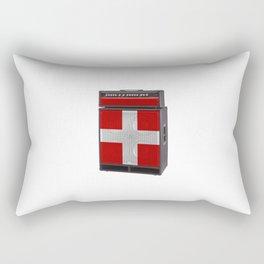Music Heals Rectangular Pillow
