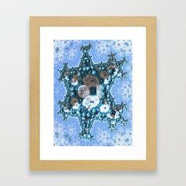 Koch's Winter Framed Art Print