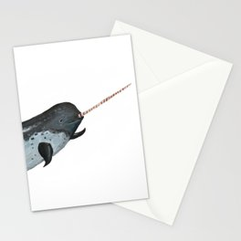 A Narwhal Named Nancy Stationery Cards