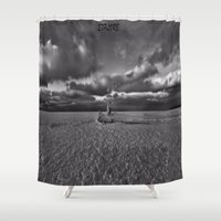explore Shower Curtains featuring Explore by Dan99