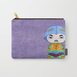A Boy - Man-at-arms Carry-All Pouch