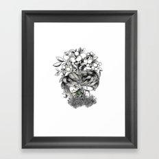 The Original Sin Framed Art Print