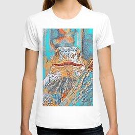 AnimalMix_Iguana_005_by_JAMColors T-shirt
