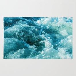 Sea Foam Rug