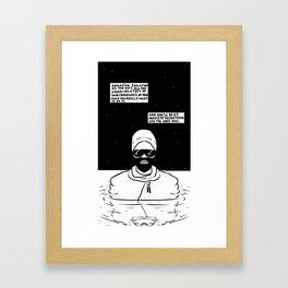 MTDXFACTOTUM Framed Art Print
