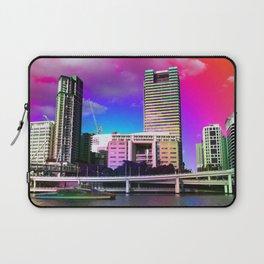 Rainbow City Laptop Sleeve