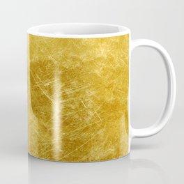 5th Ave Gold Metal Coffee Mug