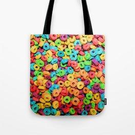 Fruit Loops Cereal Tote Bag