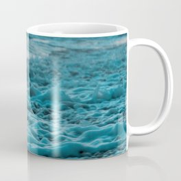 Wavy Waters In California In The Summer Coffee Mug