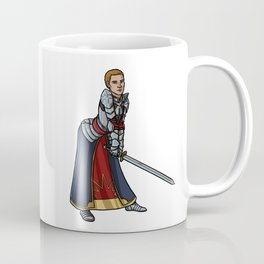 Strong female pose - Cullen Coffee Mug