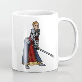 Strong female pose - Cullen Coffee Mug
