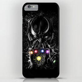 Galaxy infinite iPhone Case