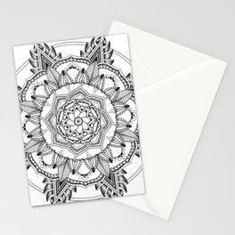 Mandala No. 3 Stationery Cards