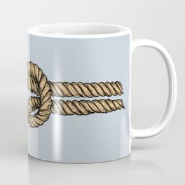 Nautical Boat Knot Coffee Mug