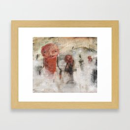 The Dead Will Walk Again Framed Art Print