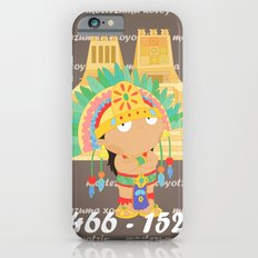 Moctezuma Xocoyotzin Slim Case iPhone 6s
