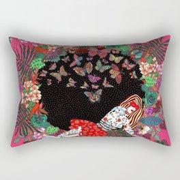 La Casta Rectangular Pillow