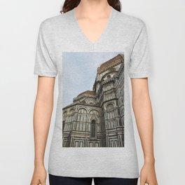 Duomo Unisex V-Neck