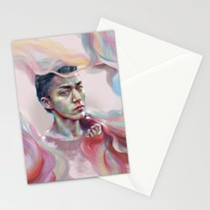 Anger in My Soul Stationery Cards