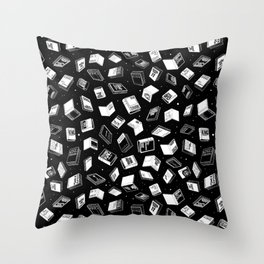 Welcome, Constant Readers! Throw Pillow
