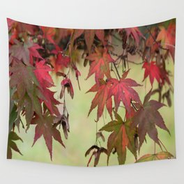 Maple Leaves Wall Tapestry