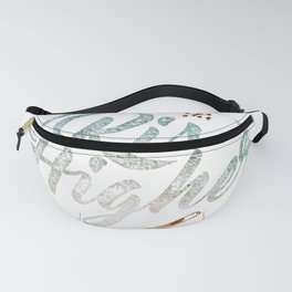 Rise Higher Shooting Star Fanny Pack