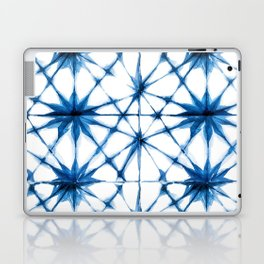 Shibori Tie Dye Pattern Laptop & iPad Skin