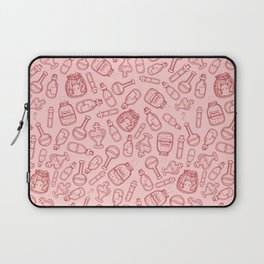 Cute Witchy Potions Laptop Sleeve