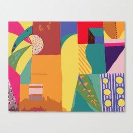 ventana Canvas Print