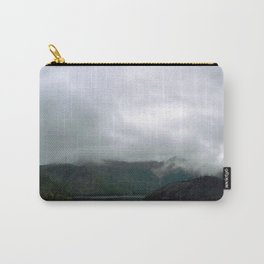 Silver Sky Carry-All Pouch