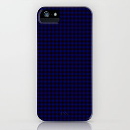 Home Tartan iPhone Case