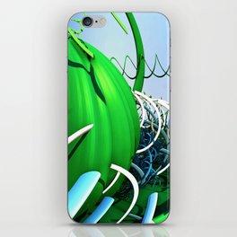 Spring Squash iPhone Skin