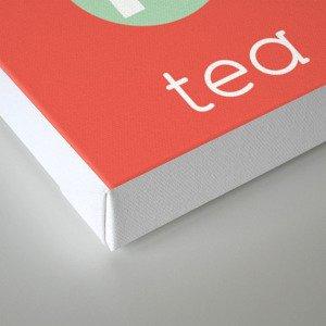 Tea&Coffee Canvas Print