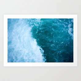Bosphorus Art Print