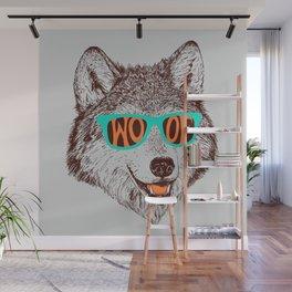 Woof Wall Mural